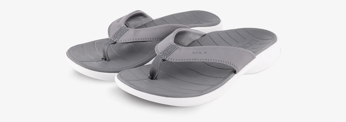818f2f2e1 Finally sandals that are actually good for your feet.
