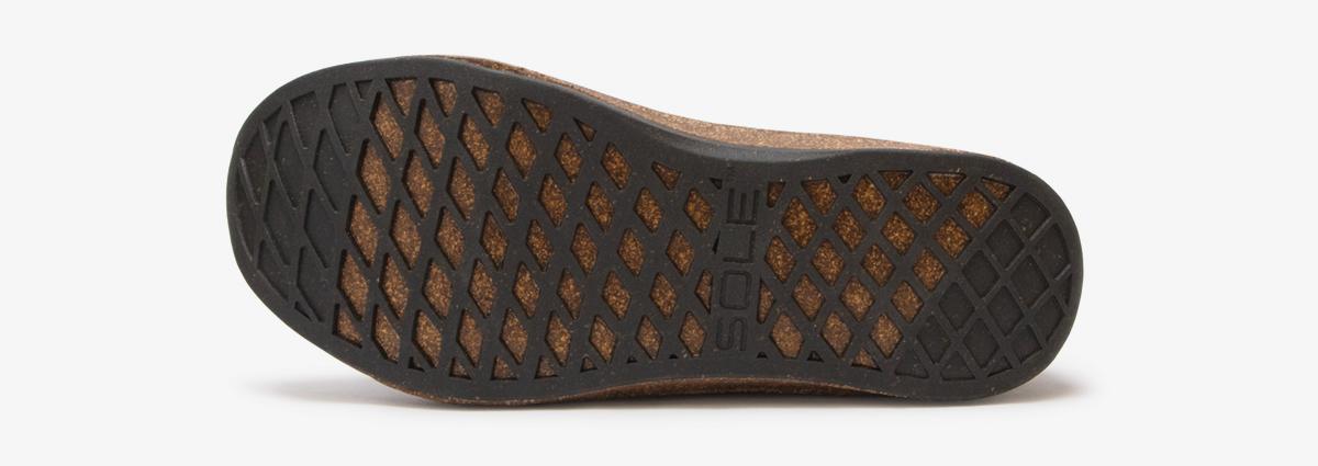 footwear SOLE x UBB Jasper Wool Eco Slip-On