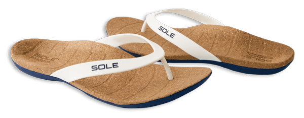 Finally sandals that are actually good for your feet.